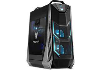 PC Gaming - Acer Predator Orion 9000, PO9-900, I7-7800X,16, 1TB+16OP, GTX108