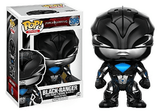 Figura - Funko POP! Black Ranger, Power Rangers