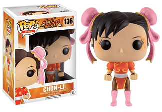 Figura - Funko Pop! Street Fighter, Chun-Li