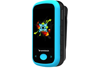 MP4 - Sunstech IBIZABT4GBBL, FM, 4 GB, MP3, AMV, JPG,Bluetooth, Micro USB