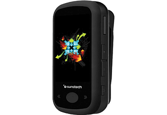 MP4 - Sunstech IBIZABT8GBBK, FM, 4GB, MP3, AMV, JPG, Bluetooth, Micro USB, Negro