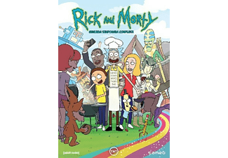 Rick y Morty - Temporada 2 - DVD