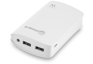 Batería Power Bank - Ewent EW1237, 7800mAh