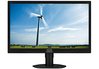 Monitor - Philips 241S4LCB, Full HD, 24 pulgadas