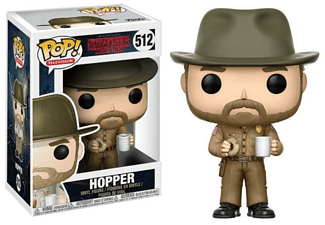 Figura - Funko Pop! Hopper, Stranger Things