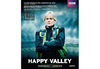 Happy Valley (1ª temporada) - Bluray