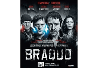 Braquo (1ª temporada) - Bluray