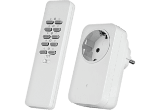 Regulador de luz - Trust Wireless Dimming AC-200R, Inalámbrico, Blanco