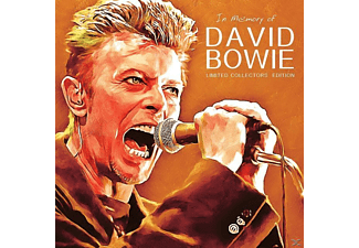 CD - In Memory Of - David Bowie