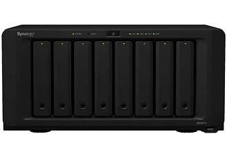 NAS - Synology DS1817+, Sobremesa, Ethernet