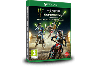 Xbox One Monster Energy Supercross The Official Videogame