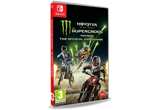 Nintendo Switch Monster Energy Supercross The Official Videogame