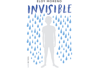 Libro - Invisible, Eloy Moreno