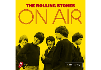 CD - The Rolling Stones - On Air (Deluxe Edition)