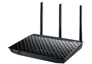 Router WiFi - ASUS RT-N18U