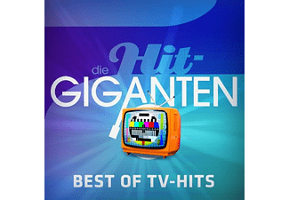 VARIOUS - DIE HIT GIGANTEN BEST OF TV-HITS - (CD)