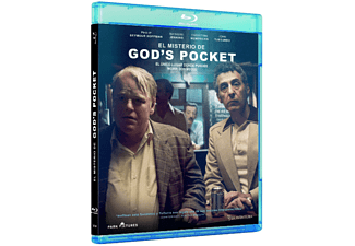 El misterio de God's Pocket - Blu-ray