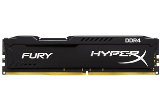 Memoria Ram - Kingston HyperX Fury DDR4 8GB 2400MHz CL15 Black Series