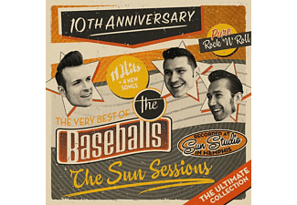 The Baseballs - The Sun Sessions - CD