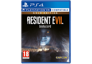 PS4 Resident Evil 7 biohazard - Gold Edition