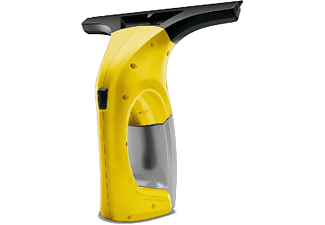 Limpiacristales - Karcher Windows Vac 1, Led, Amarilla y gris