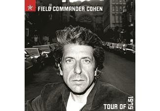 Leonard Cohen - Field Commander Cohen (Tour 1979) - LP