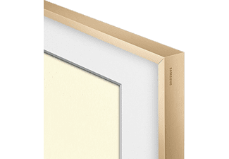 "Marco TV 65"" - Samsung VG-SCFM65LW/XC BEIGE WOOD, The FRAME, compatible con LS003, personalizable,"