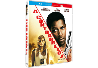 A contrarreloj (Out of time) - Blu-ray + DVD