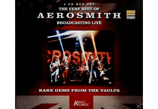 Aerosmith - Rare Gems From The Vault: Aerosmith Broadcasting