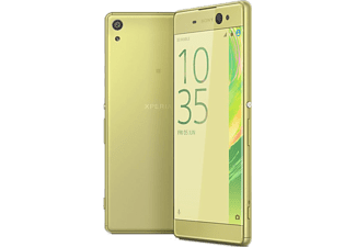 "Móvil - Sony Xperia XA Ultra, 6"", 16GB, red 4G, Cámara 21.5 MP, Oro"