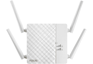 Amplificador WiFi - RP-AC87, Doble banda, 2534Mbit/s, Color blanco