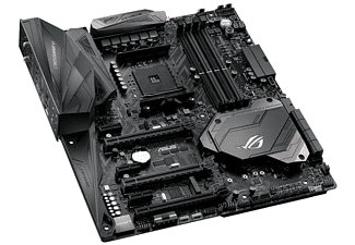 Placa base - ROG Crosshair VI Extreme, AMD X370, Socket AM4, ATX