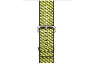 Correa para Apple Watch - Dark olive, nylon, 38mm