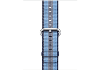 Correa para Apple Watch - Midnight blue, nylon, 38mm