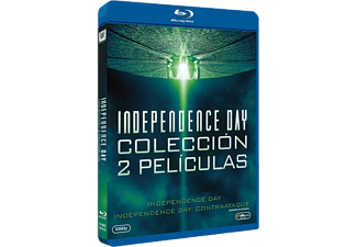 Independence Day 1+2 - Blu-ray