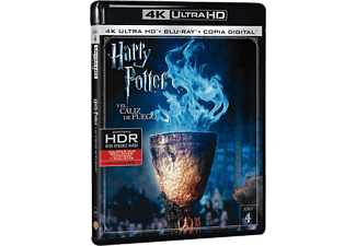 Harry Potter y el cáliz de fuego - 4K Ultra HD Blu-ray
