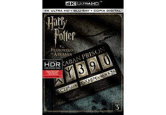Harry Potter y el prisionero de Azkaban - 4K Ultra HD Blu-ray