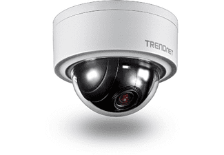 Trendnet TV-IP420P IP Interior y exterior Dome Color blanco cámara de vigilancia