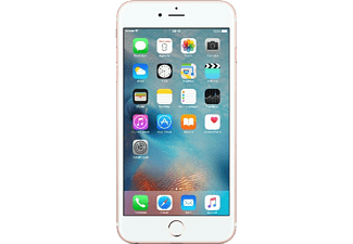 "Móvil - Apple iPhone 6S Plus, 5.5"", 32GB, Red 4G, Oro rosa"