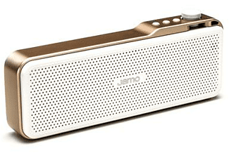 Altavoz inalámbrico - Jamo DS3, 5W, Bluetooth, Color Champagne