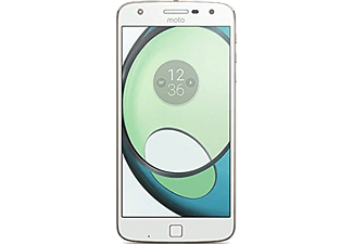 "MOTOROLA Móvil - Moto Z Play, 32 GB, 5.5"" 5MP, red 4G, Blanco"