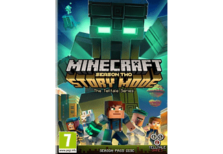 PC Minecraft Story Mode: Season 2