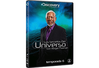 Los secretos del universo con Morgan Freeman - Temporada 6 - DVD