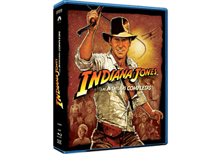 Pack - Indiana Jones: Las aventuras completas - Blu-ray