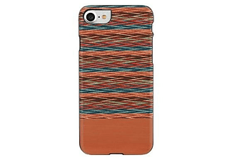 Funda - Man&Wood M7090B, iPhone7/8, Multicolor