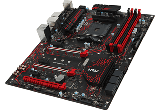 MSI MSI MSI X370 GAMING PLUS AMD X370 Socket AM4 ATX placa base