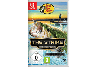 Switch - Bass Pro Shops: The Strike - Championship Edition /D