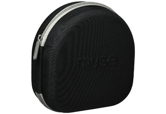 Funda - TITAN COMMERCE, Interaxon Muse, Rígida, Negra
