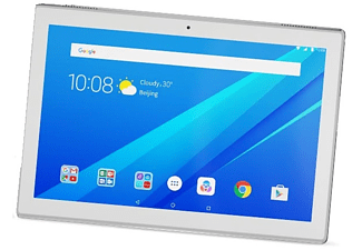 "Tablet - Lenovo TAB 4 10.1"", 16GB, Dolby Atmos, Android Nougat, IPS HD, Blanco polar"