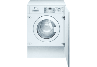 Lavadora integrable - Balay 3TI776BC, 7kg, 1200rpm, A++, Blanco